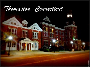 thomaston ct night