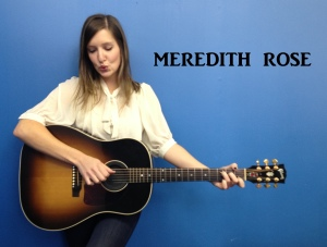 meredith rose 5 blue singing