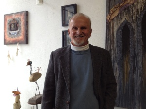 Dennis Bialek of Stepping Stones Art Studio