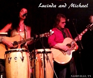 LUCINDA AND MICHAEL