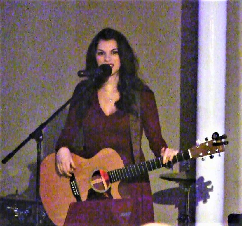 Emily Victoria at Hub