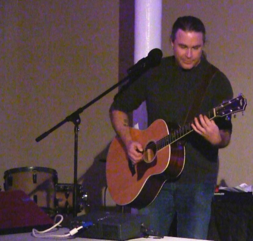 Jay Roberts at Hub