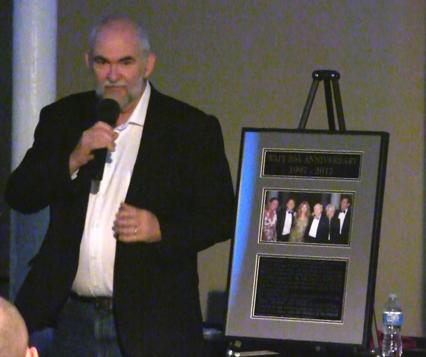 John Ramsey unveiling placque4